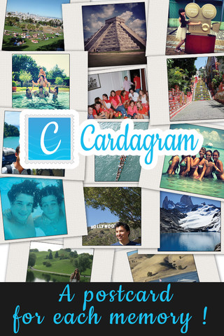 Cardagram Free iPhone Application